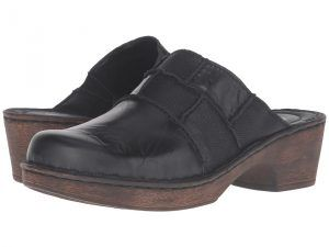 Josef Seibel Rebecca 33 (Black/Kombi) Women's Clog/Mule Shoes