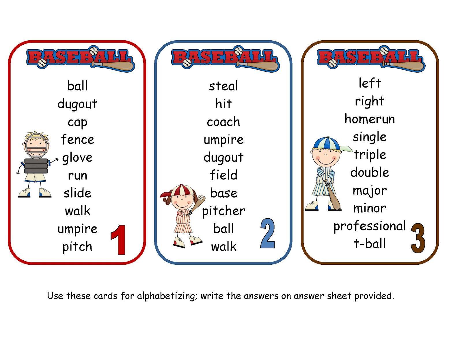 Baseball Printable 0 99