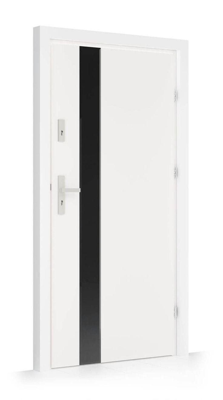 Iporti – steel external door 0P-0-AS01. Reliable, well …- …