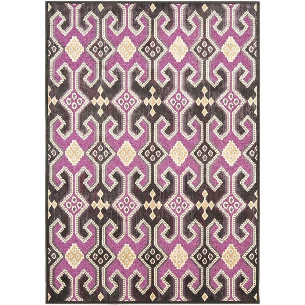 Safavieh Paradise Purple Viscose Rug (8' x 11' 2) - Overstock™ Shopping - Great Deals on Safavieh 7x9 - 10x14 Rugs
