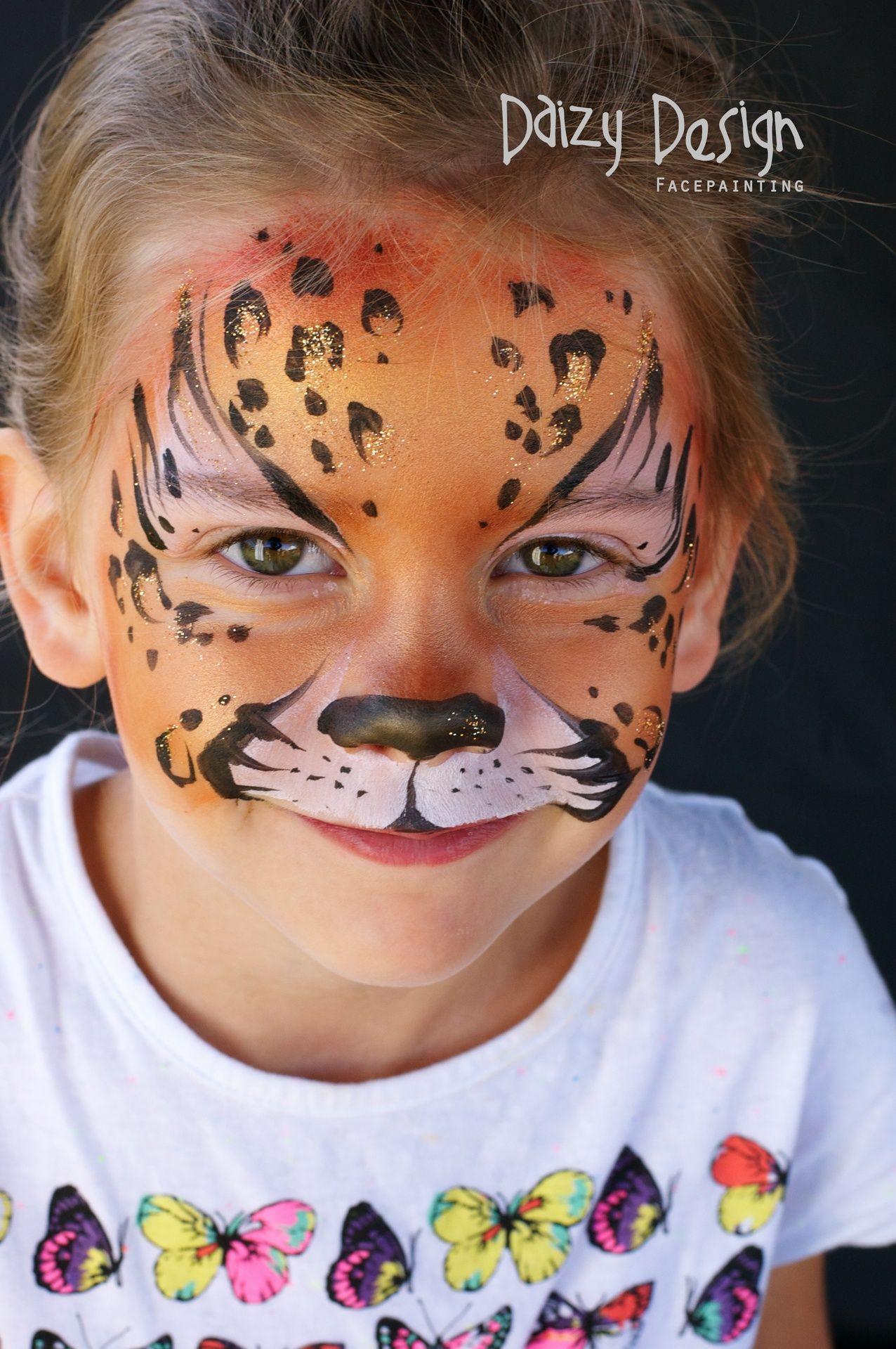 pin von ralf vogel auf face painting leopard schminken. Black Bedroom Furniture Sets. Home Design Ideas