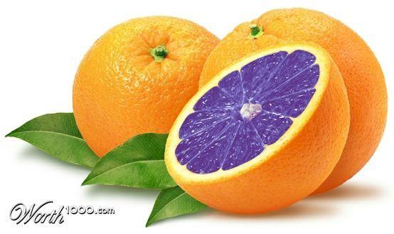Surprise Oranges - Worth1000 Contests