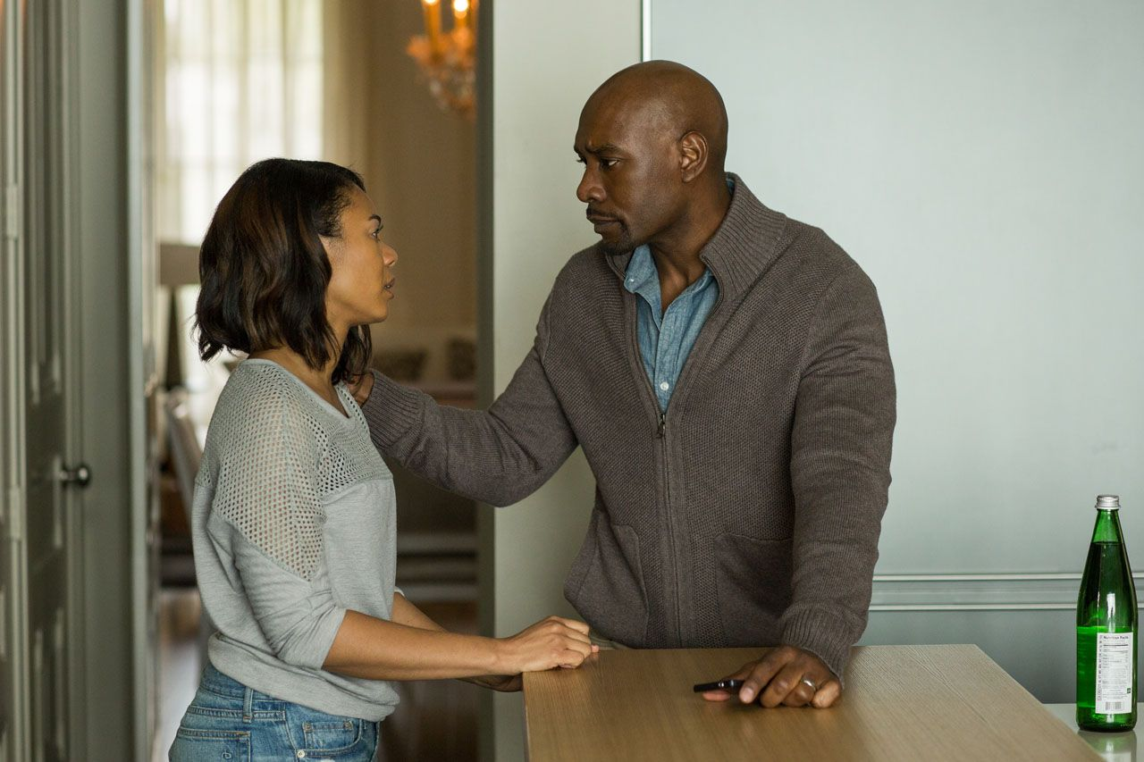 When the Bough Breaks Morris Chestnut and Regina Hall Image 3