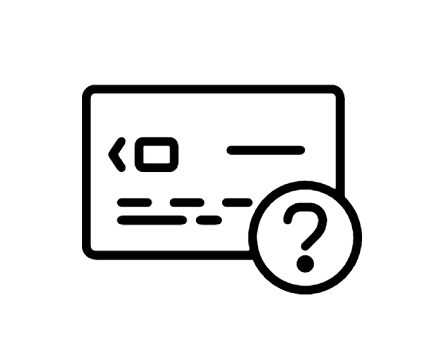 Bank Card Missing Icon This page contains the vector icon