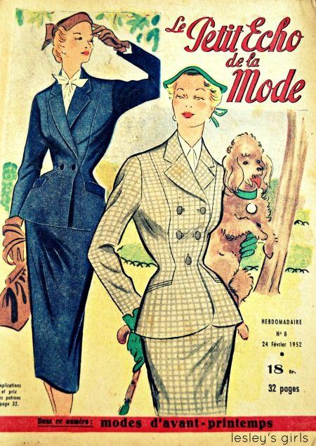 Le Petit Echo de la Mode (1952)