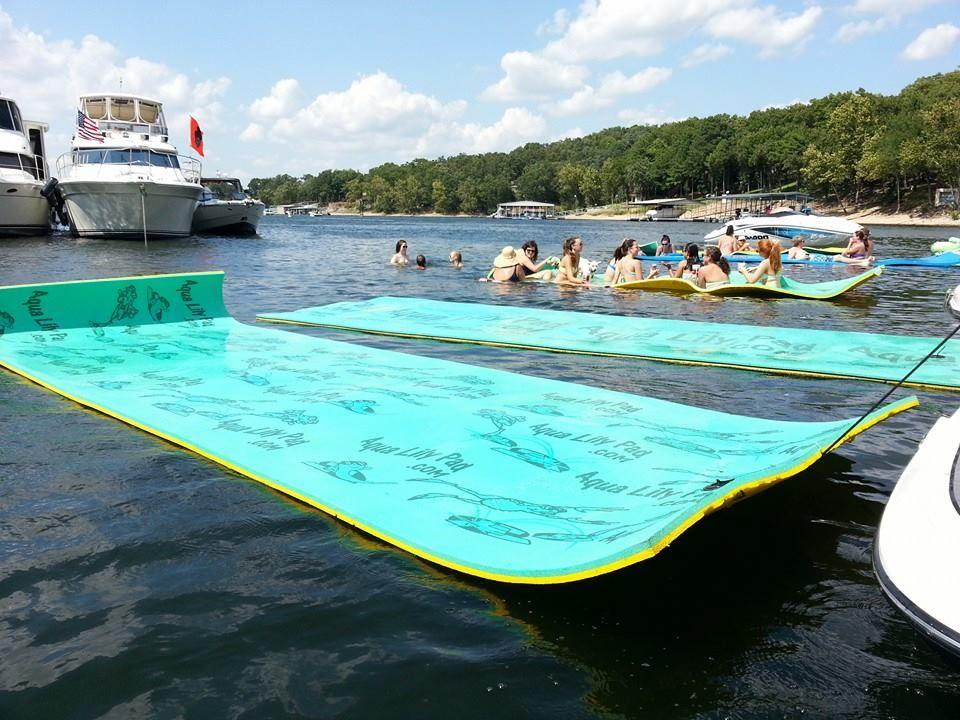 Aqua Lily Pad Floating Water Mat Lake Toys Hitchit Aqualilypad Summerfun Boating Watermat Laketime Aqua Lily Pad Lake Toys Ocean Float
