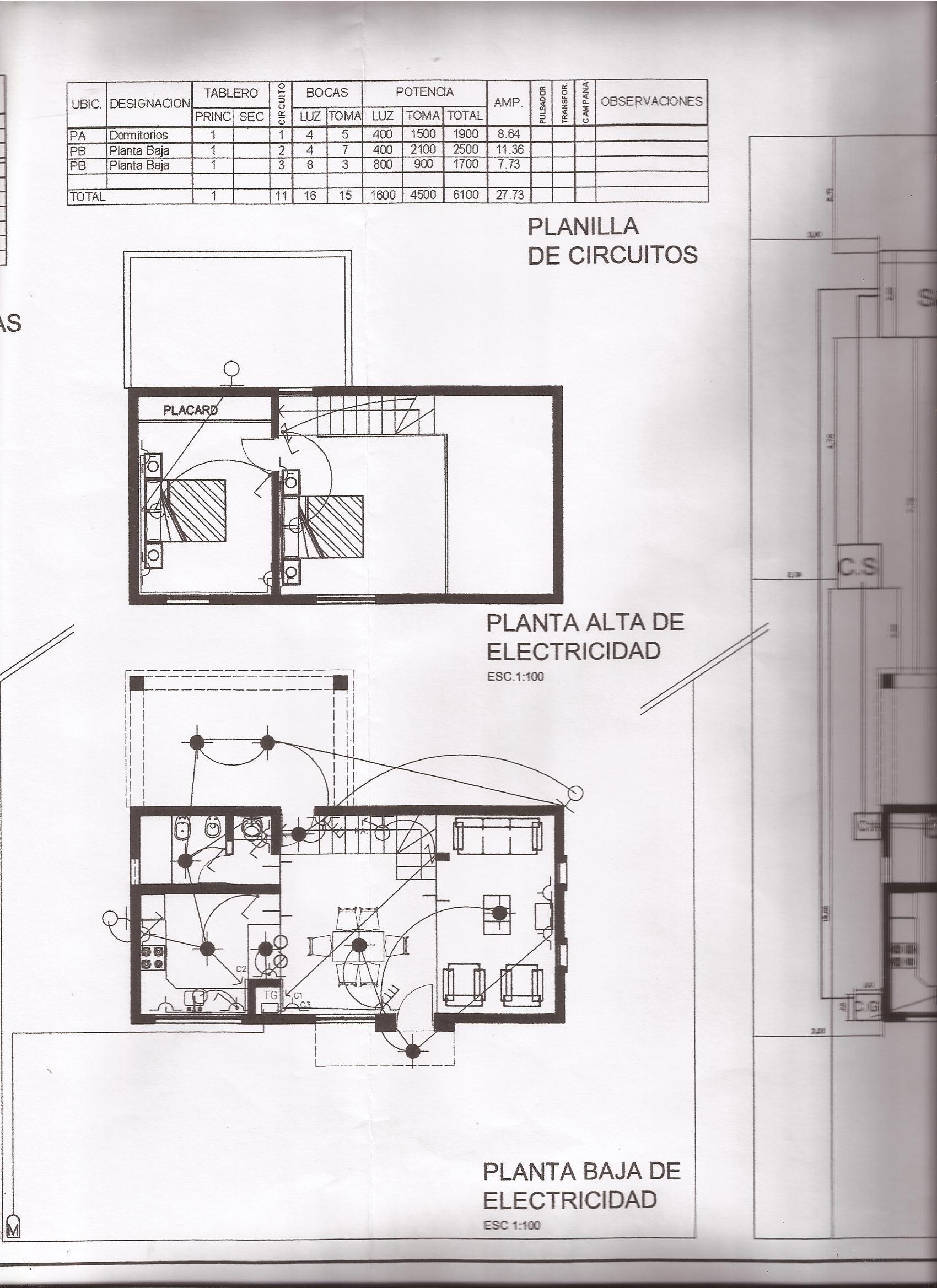 Circuito Unilineal : Solucionado: plano electrico yoreparo tablero pinterest