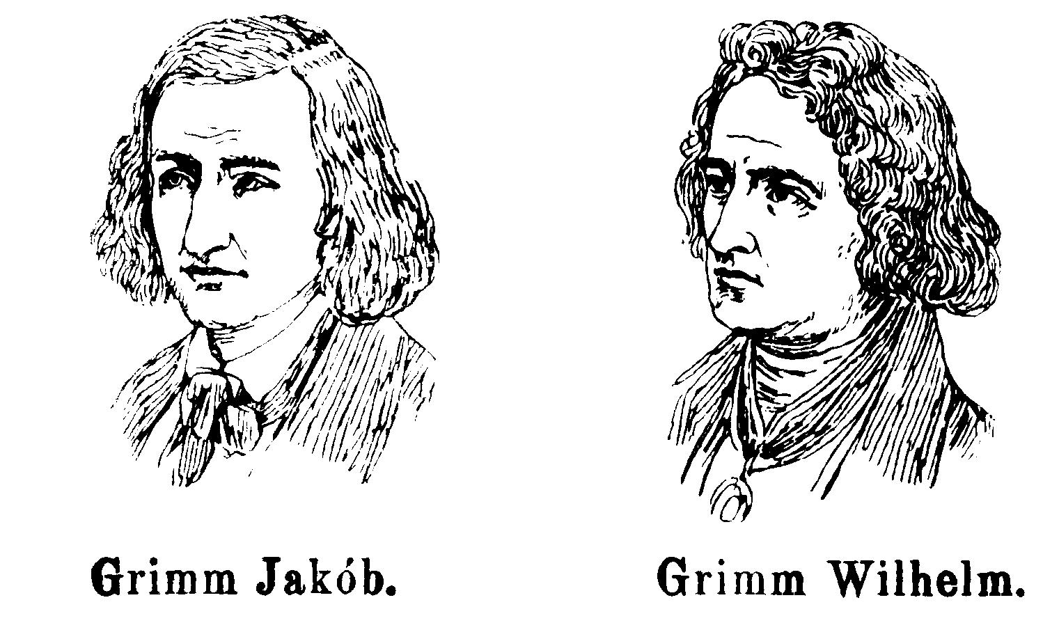 jacob grimm biography