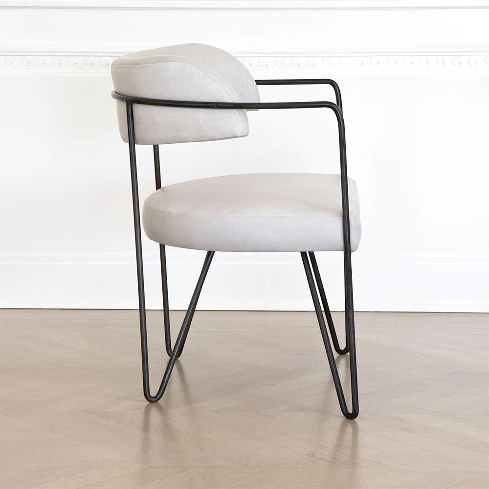 Martel Chair Minimalist Interior Product Catalogue