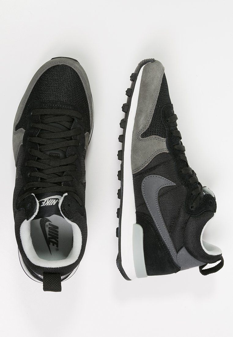 4124c94996a2 INTERNATIONALIST MID - Sneakers hoog - blackdark greygrey mistsummit white  . ...