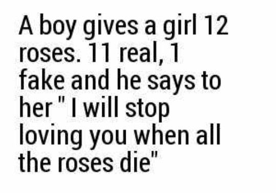 romantic pick up lines