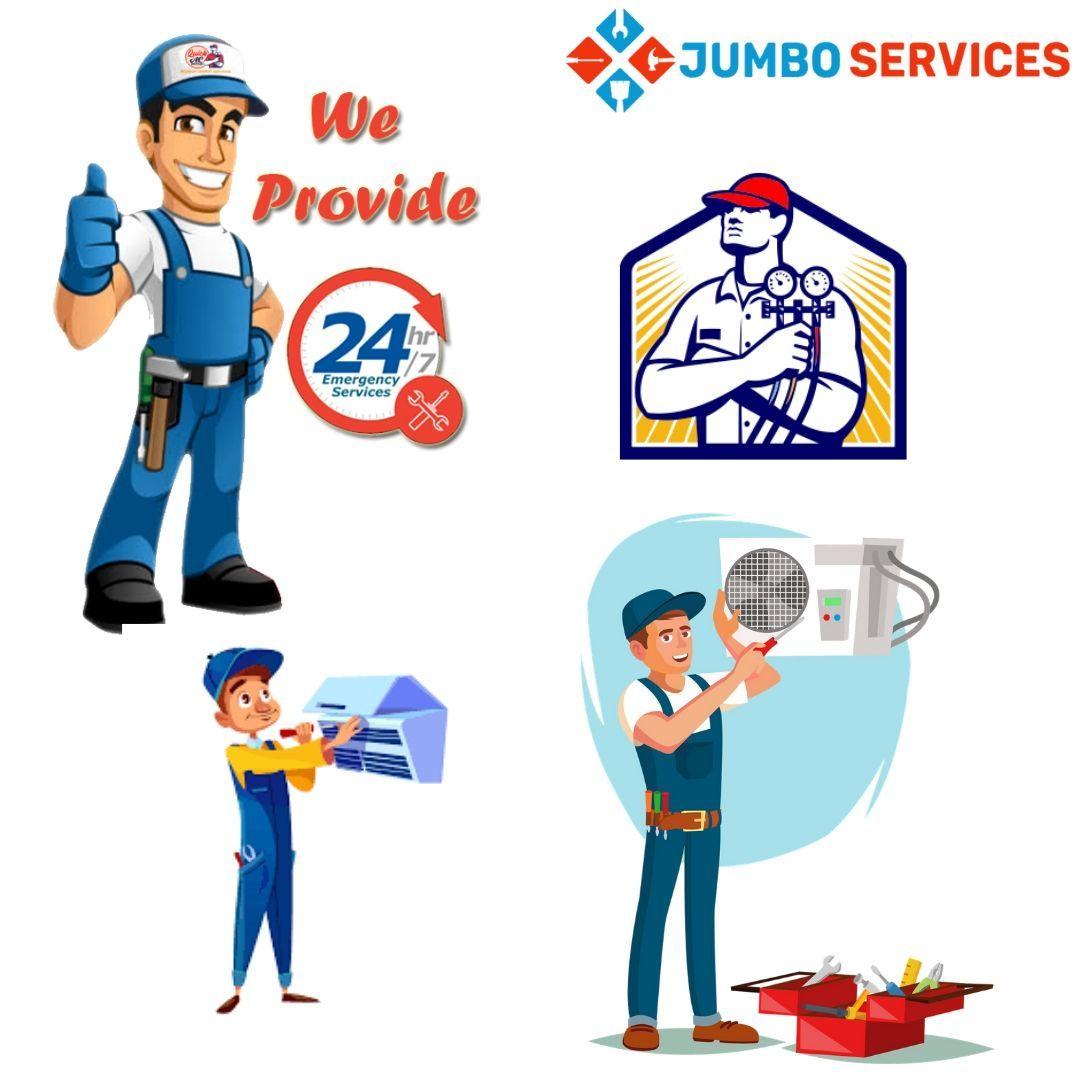 Pin On Jumbo Ac Services