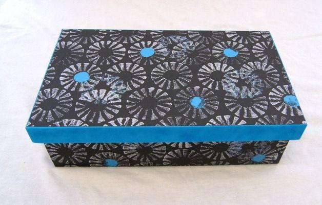 Weiteres - AKR7 vogel-frei 2013-Schatzkiste - ein Designerstück von paperfun bei DaWanda