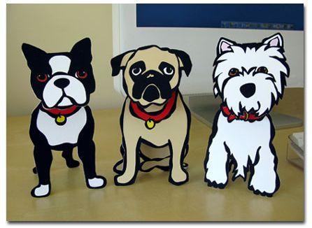 Marc Tetro Boston Terrier Dog Puppy Birthday Parties Puppy