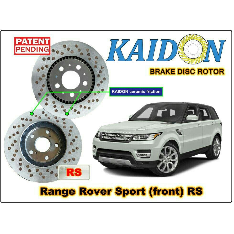 Kaidon Ceramic Friction Disc Brake Rotor Kaidon Ceramic Friction Kaidonceramic Kaidonfriction Landrover Rangero Range Rover Sport Range Rover Land Rover