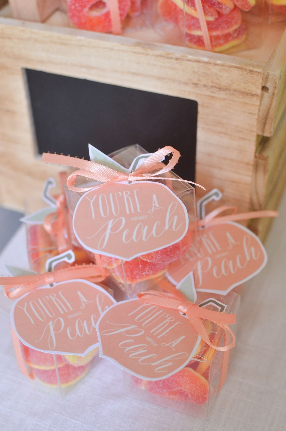 A Southern Peach Party for Isla's 1st Birthday — Momma Society