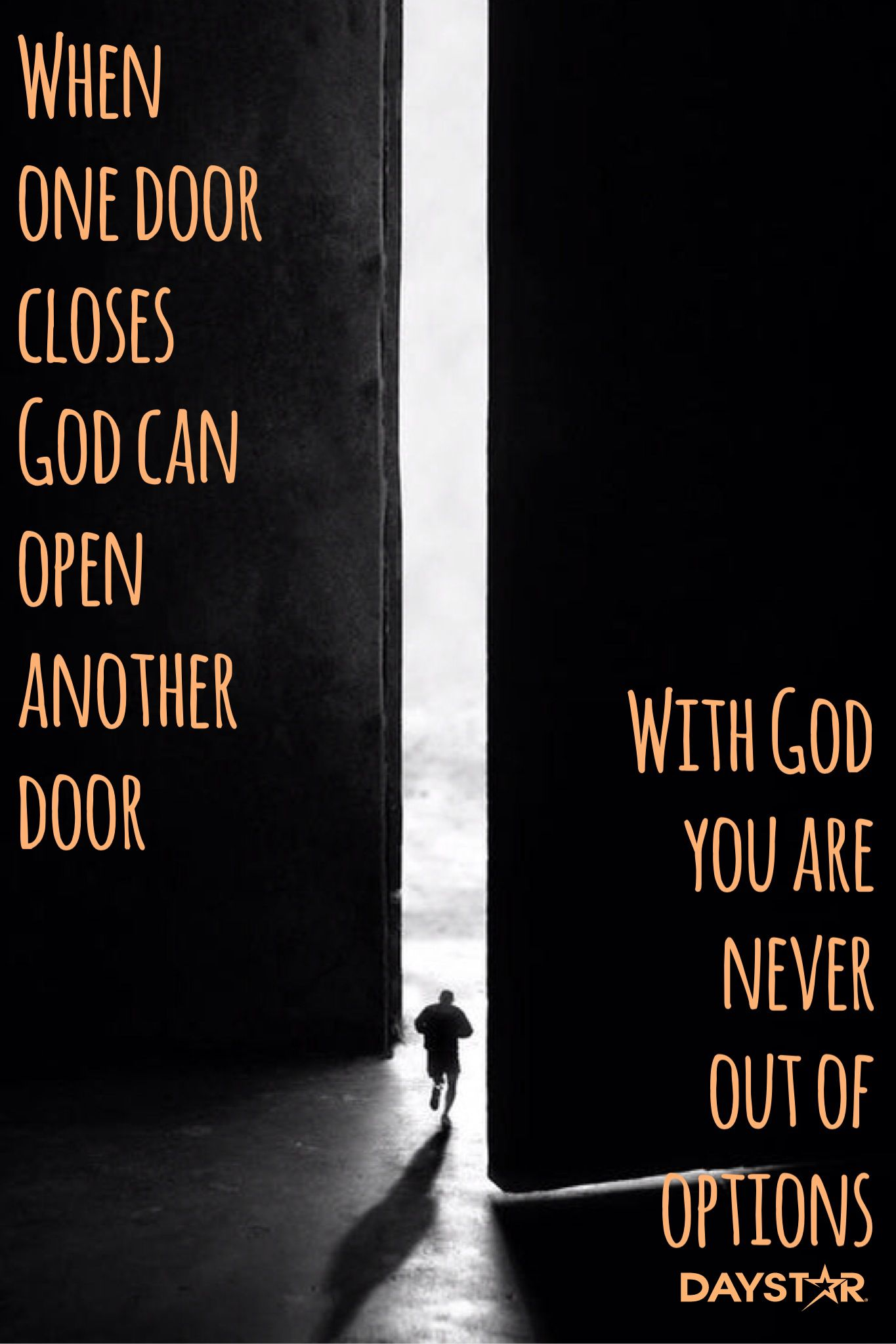 Pin On When One Door Closes