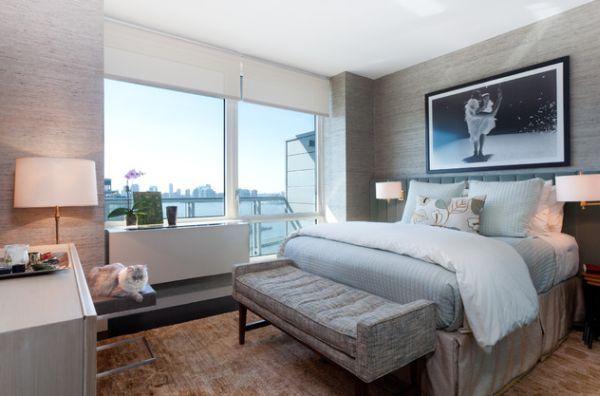 35 schöne Schlafzimmer Bank Designs, um Ihr Schlafzimmer zu ...