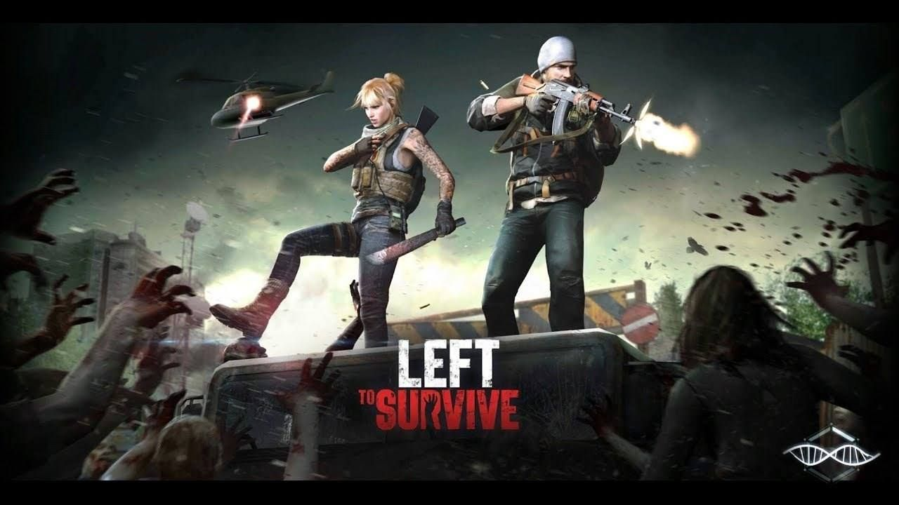 Get All The Exclusive Left To Survive Promo Code In 2020 Hack