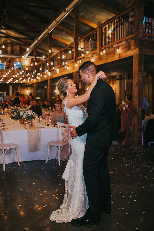 Photo taken by Grace T. Photography at Red Acre Barn ...