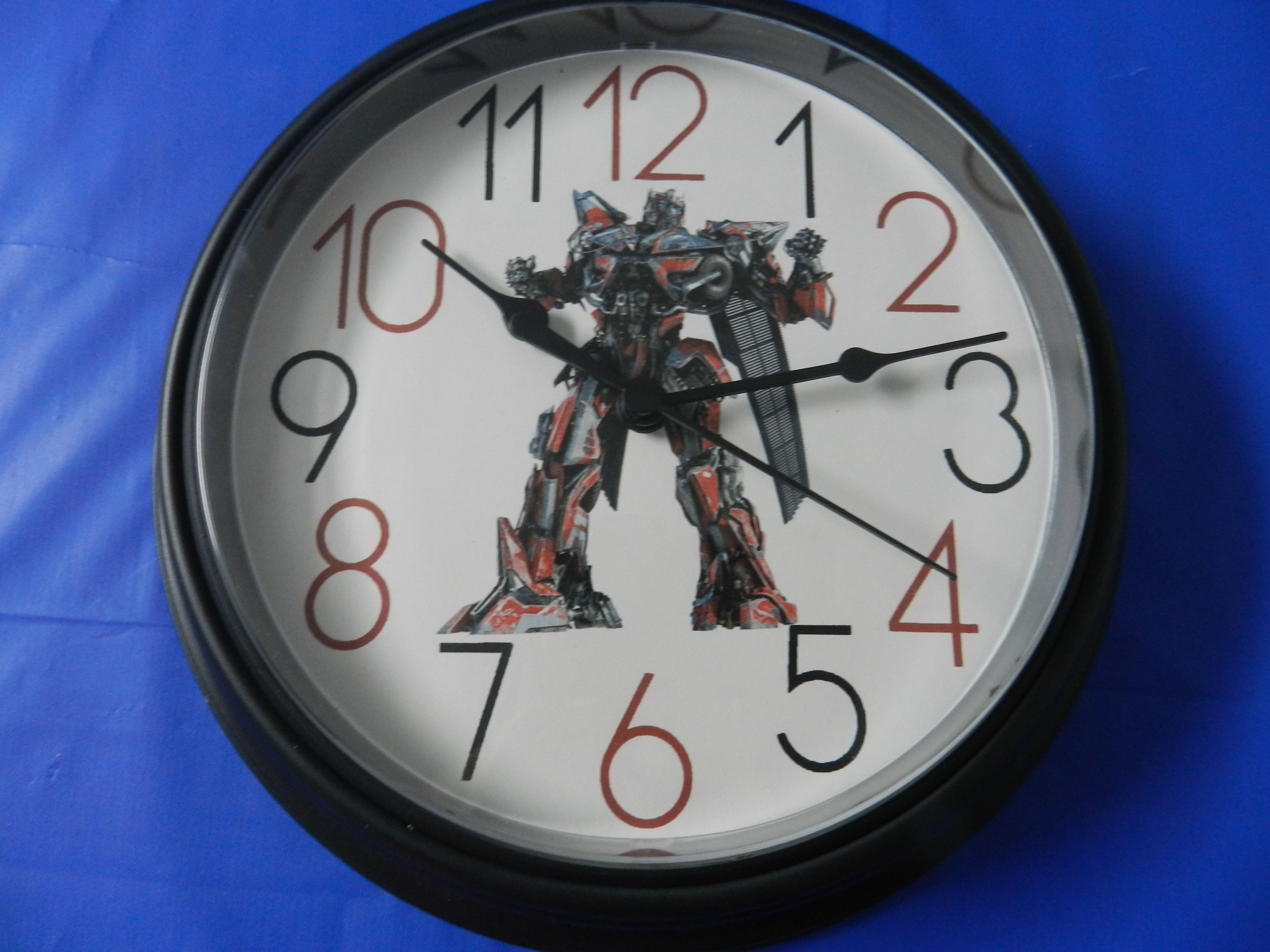 Transformers wall decor clock 1200 transformers pinterest transformers wall decor clock 1200 amipublicfo Choice Image