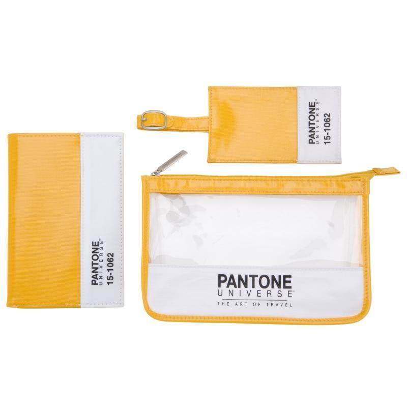 travel kit     :::::::::::::::::::::::::::::::::::::::::::::: #pantone #pantonecolor #pantonetravel #travel #travelkit #pantoneuniverse