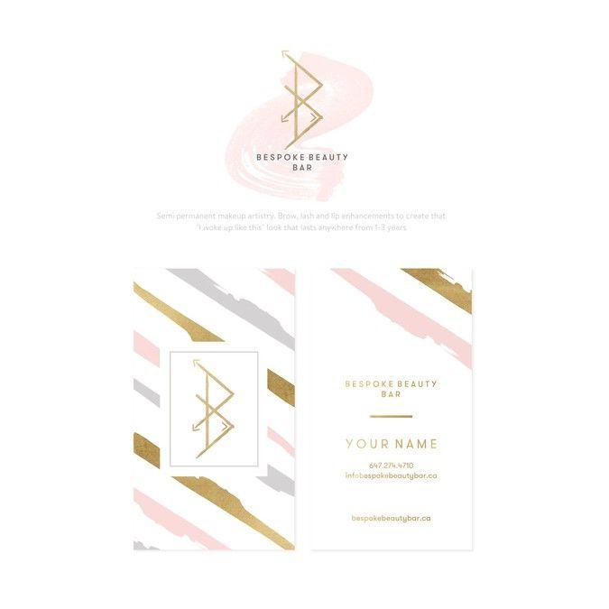 Hire Freelance Semi Permanent Makeup Artist Needs A Logo And Biz Card Design To Slay Like Her Work Makeup Business Names Permanent Makeup Semi Permanent Makeup