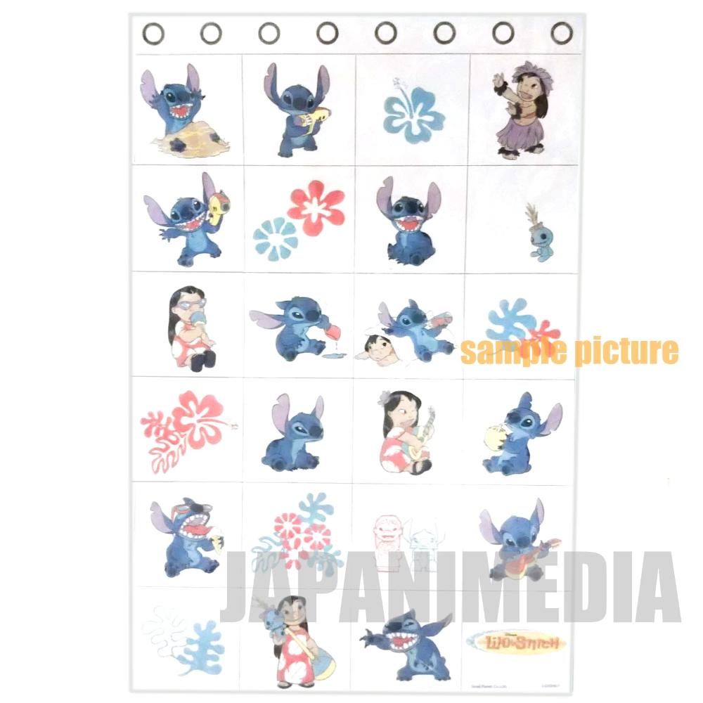 Disney Lilo & Stitch 24p Wall Pocket (104.5 x 68.5cm