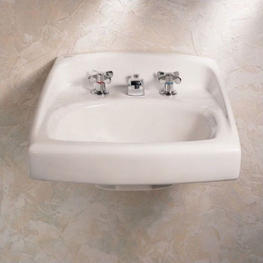 American Standard Lucerne Wall Mount Sink 0355 0 Wall Mount