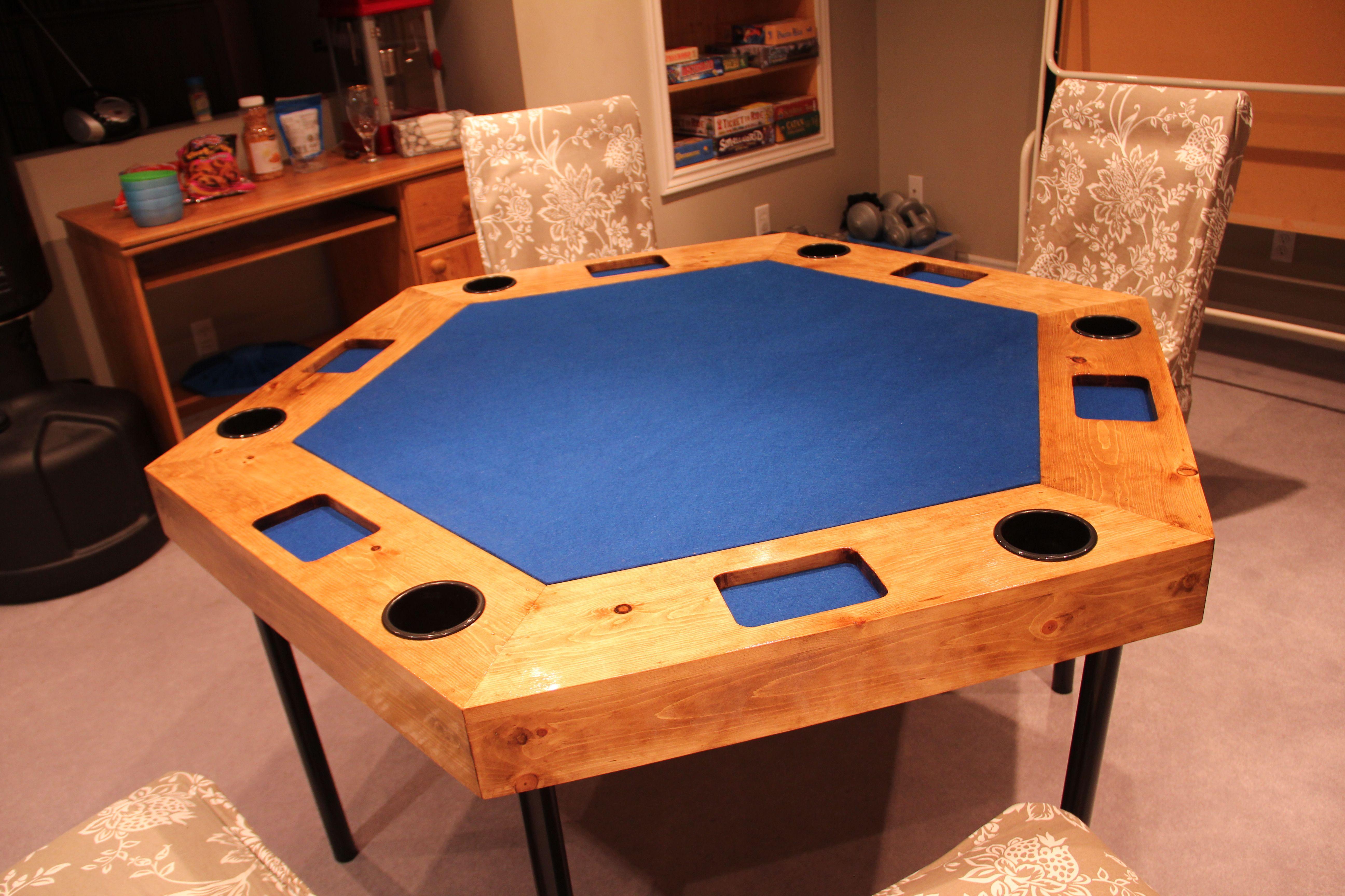 Hexagonal Gaming Table Table Games Hexagon Game Table