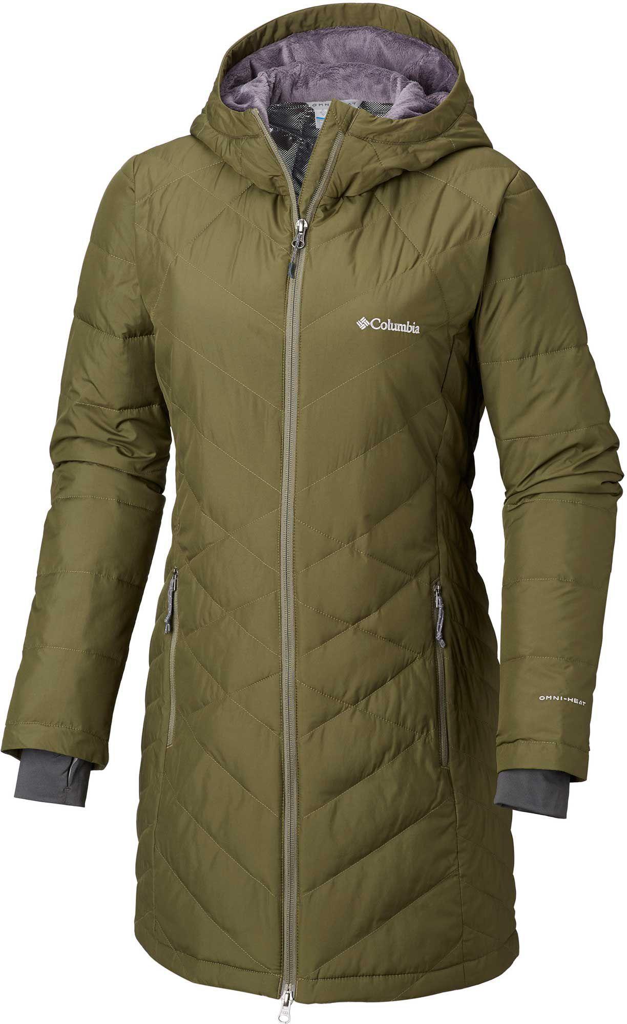 Columbia Women's Heavenly Long Hooded Jacket, Multi ...