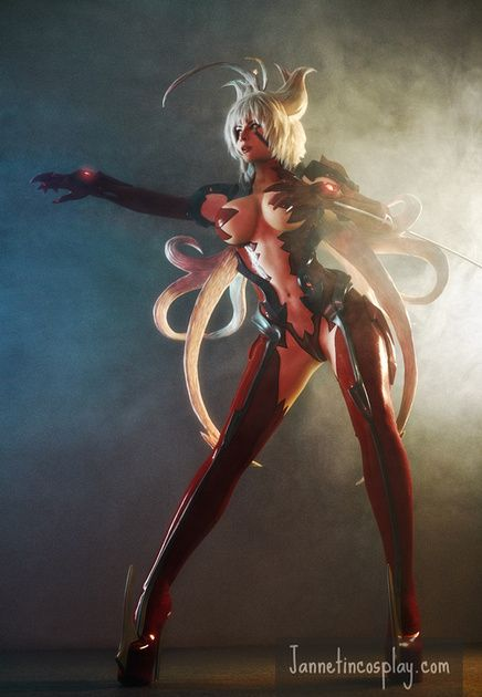Witchblade Anime Costume