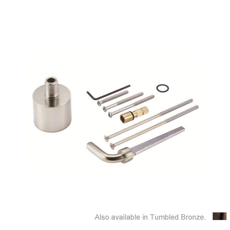 Tumbled Bronze Danze D113001BR Extension Kit for Ceramic Mixing Valve with Diverter