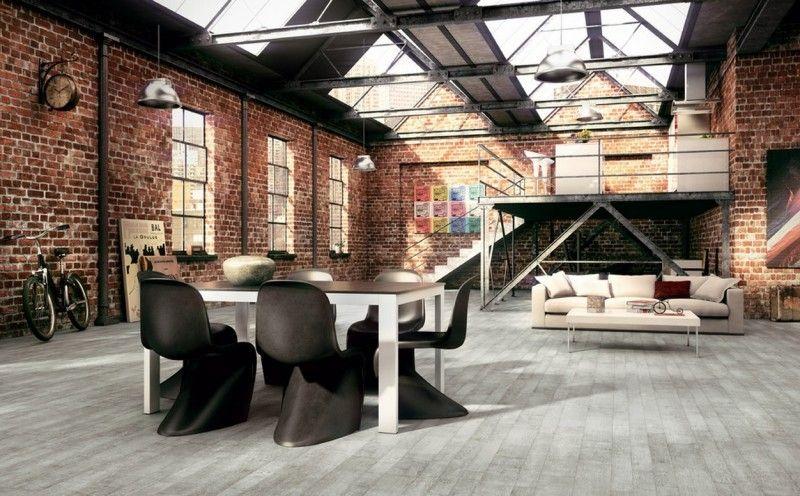 35 lofts industriels créés avec un logiciel de rendu 3D | Lofts ...