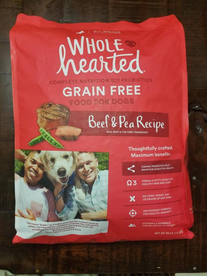 Giving Your Pet The Best Petco Wholehearted Dog Food