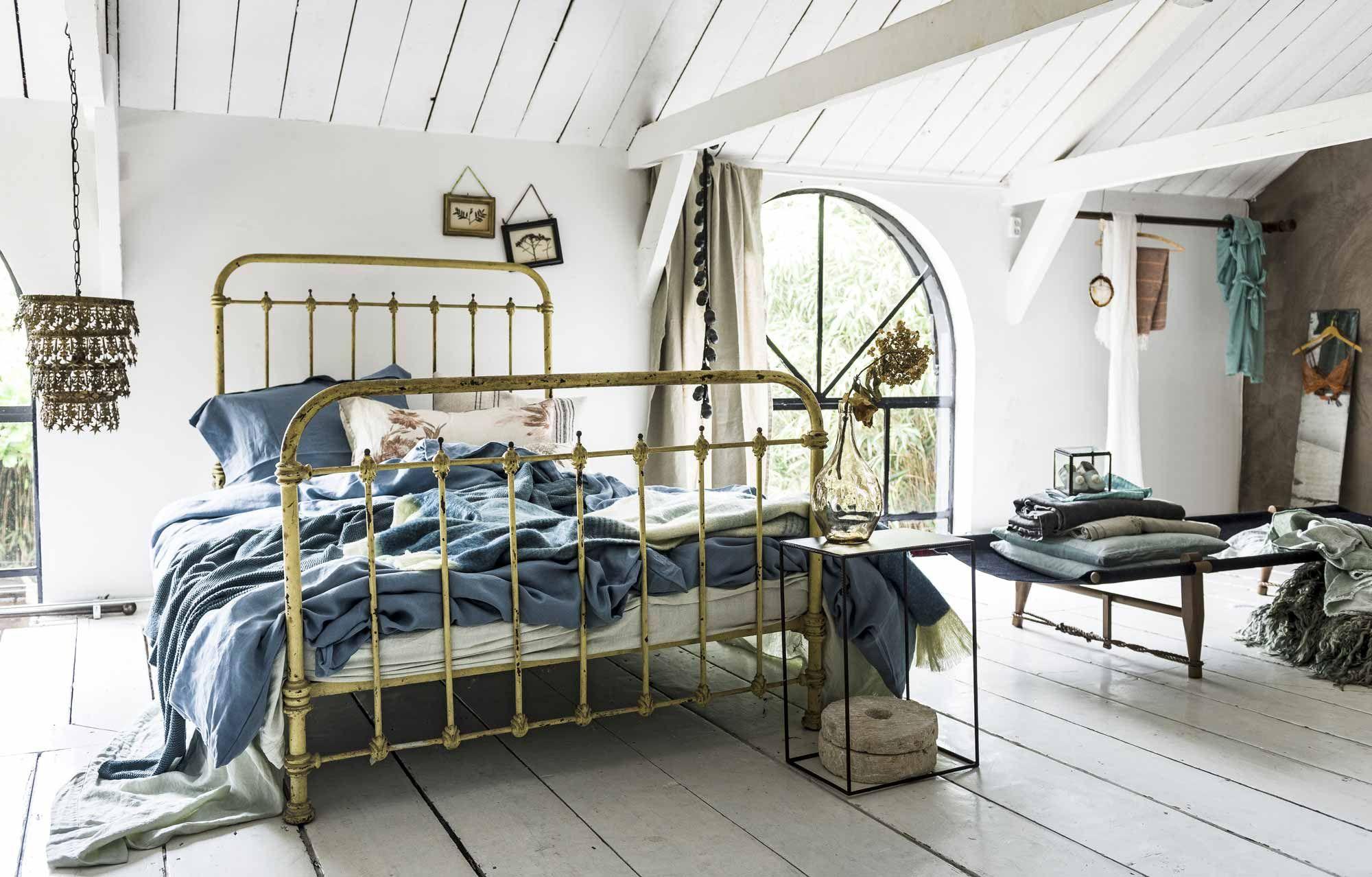 Vintage slaapkamer vintage bedroom vtwonen