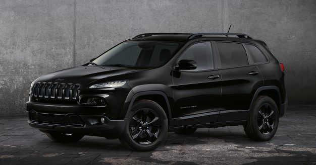 This Time It S Personal Jeep Cherokee Night Eagle Ii Special Edition Jeep Cherokee 2017 Jeep Cherokee Sport Jeep Cherokee