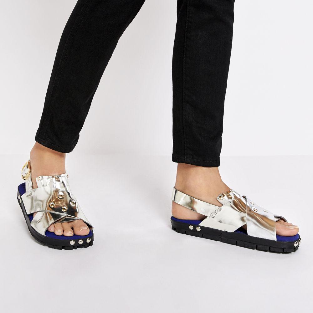 Marni Fussbett Sandals Birkenstock Style Sandals How To Wear