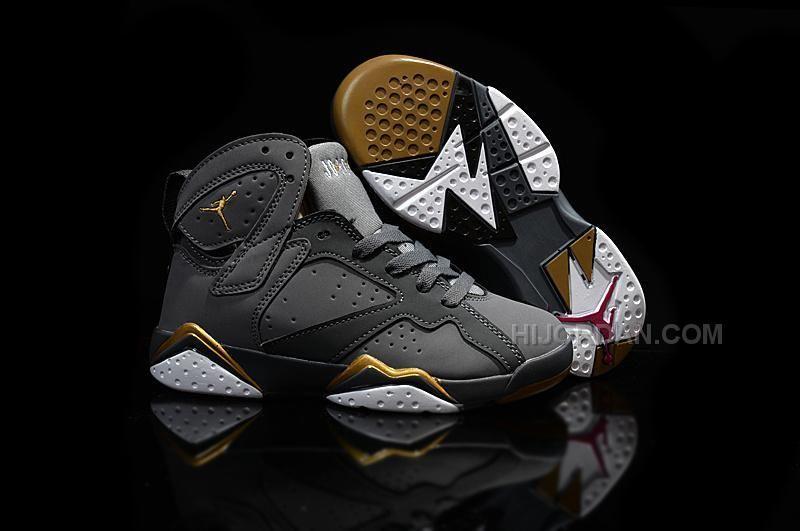 detailed look 9161e 499da ... czech hijordan 2016 air jordan 7 vii retro gold medal kids shoes black  metallic gold moments