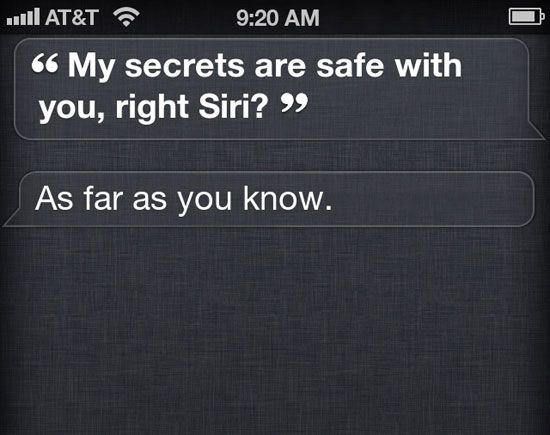 IBM Bans Siri at the Workplace, Says it's a Security Risk