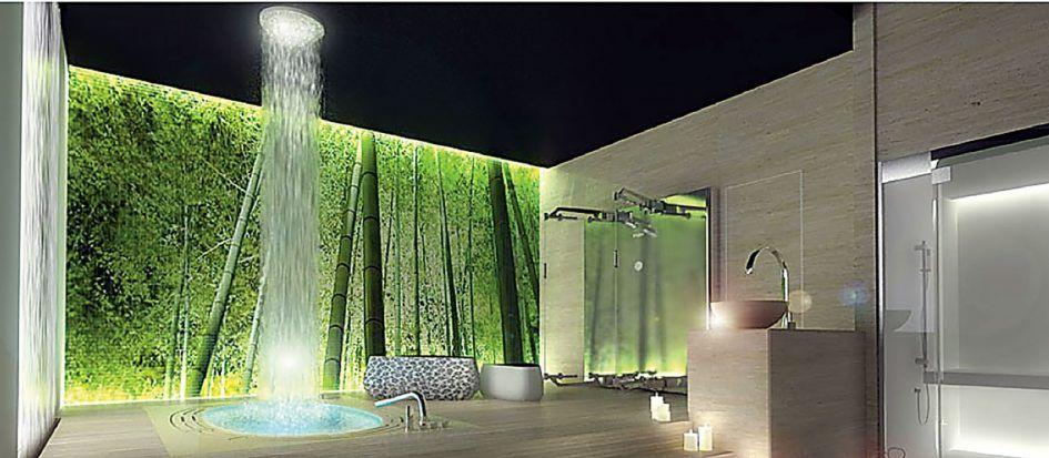 Chambre Enfant Salle Bain Zen Nature Bois De Design Couleur Deco Et
