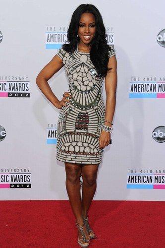 Kelly Rowland en los premios AMA