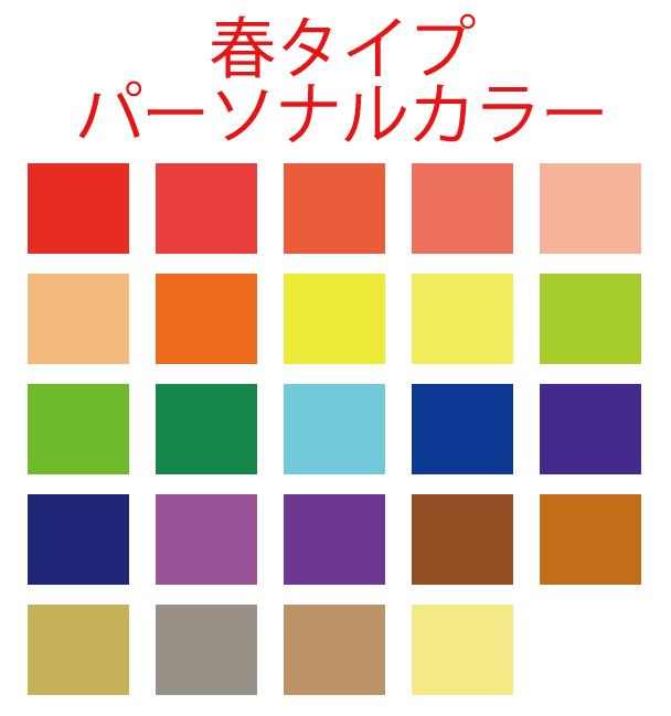 カラー 診断