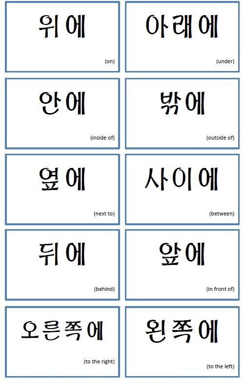 prepositionsinkoreanfreshkoreanjpg 502 776 – Learning Korean Worksheets