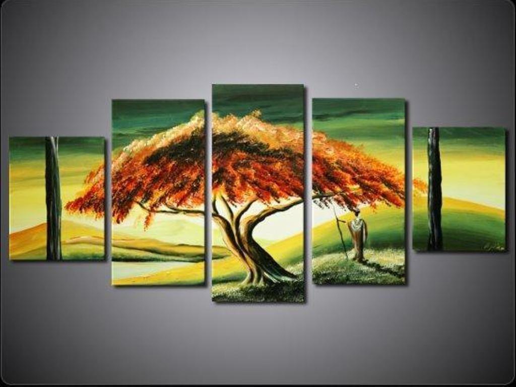 Cuadros tnicos pintados a mano comprar cuadros - Cuadros pintados a mano online ...