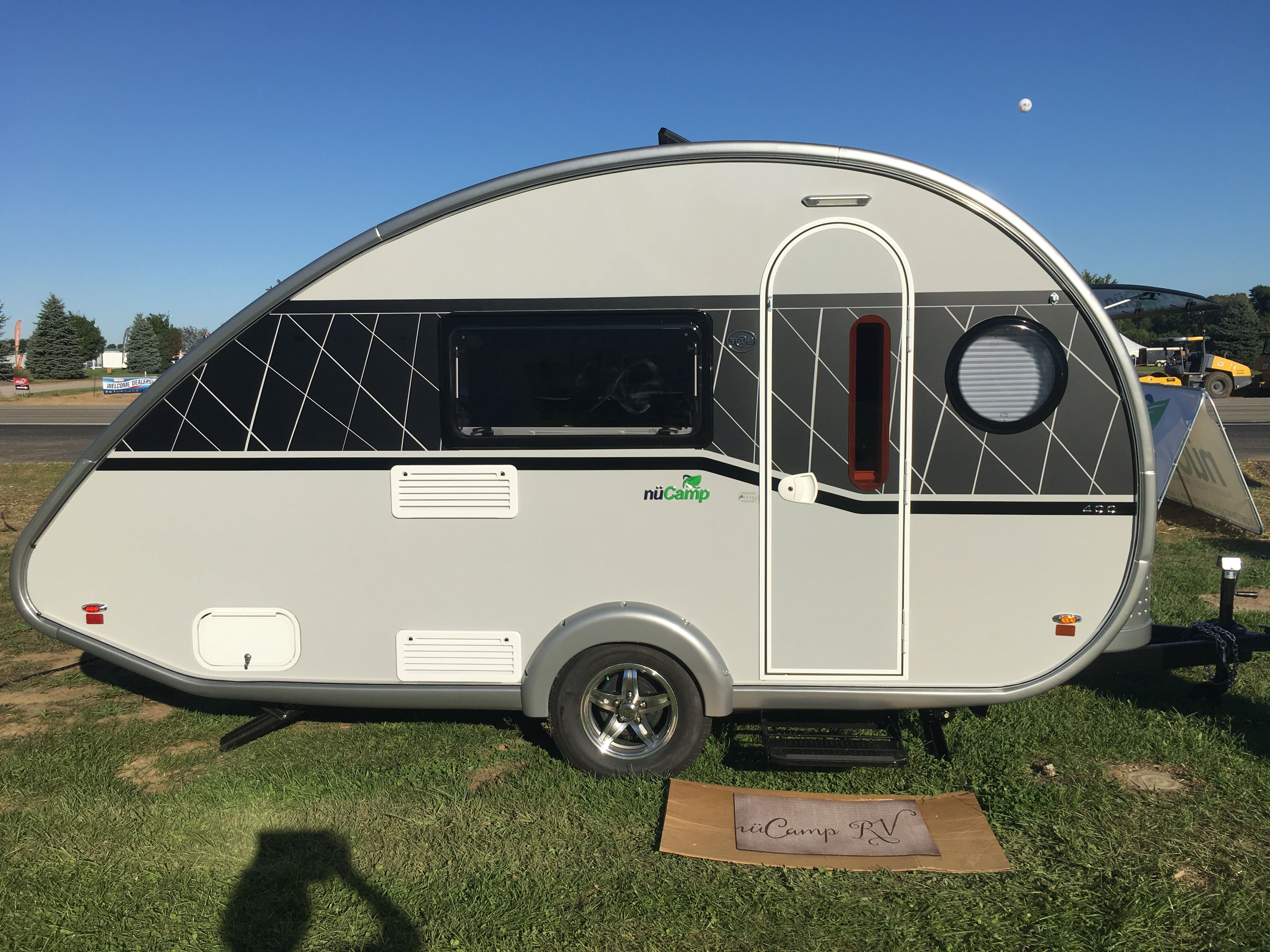 NuCamp RV debuted the prototype for the