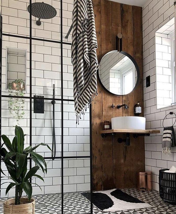 #sdb #salledebain #salledebainmoderne #maison #maisondumonde #inspiration #decoration #ideedeco #douche #baignoire #bathroom #bathroomideas #decosalledebain #salledebaindesign #salledebaindeluxe #salledebainstyle