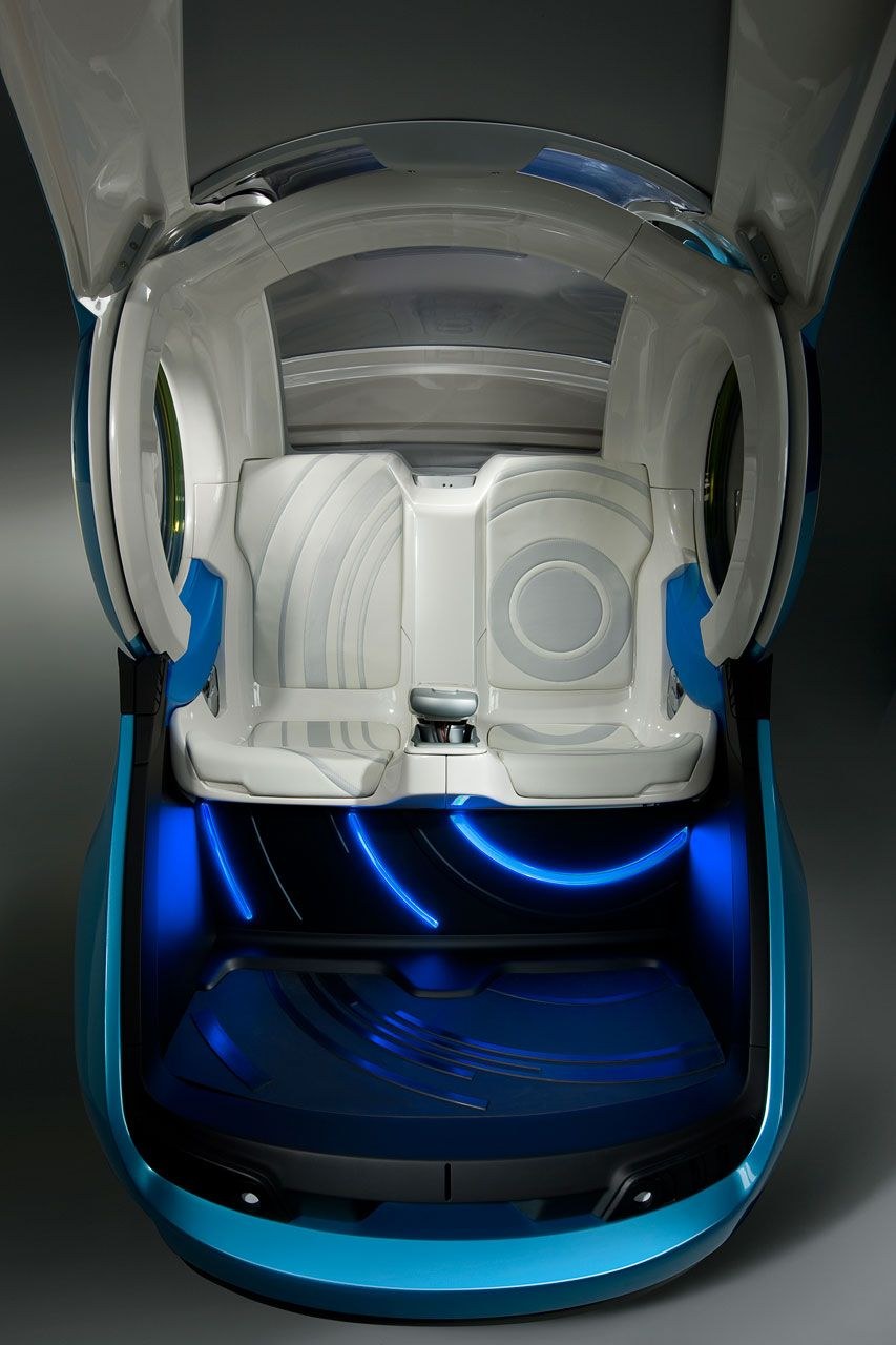 GM EN V Xiao Concept Interior - Car Body Design | Car