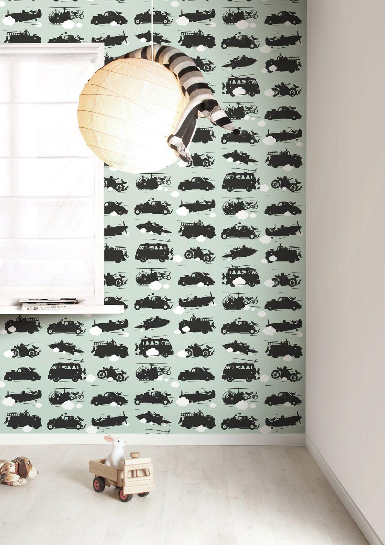 Stoer Behang Slaapkamer.Stoer Behang Voor Stoere Jongens Behang Baby Bedroom Kids Room
