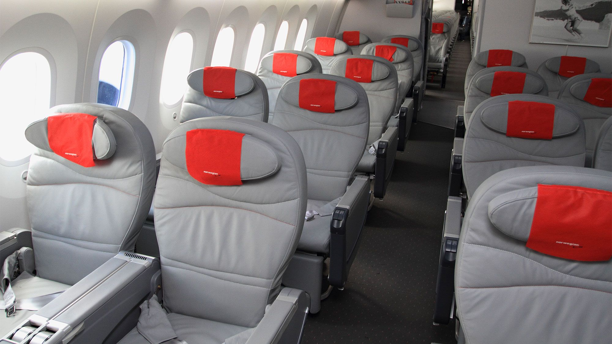 Norwegian Air S Premium Cabin To Have More Seats Less Legroom Travel Weekly Travel Weekly Norwegian Air Travel